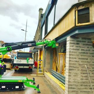 500kg-Steel-Beam-Installation-in-Dundee