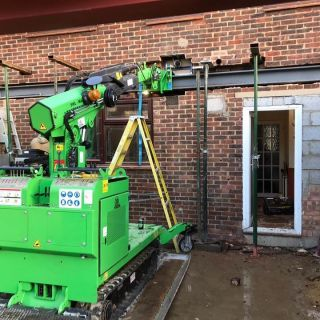 650Kg-Steel-Beam-Installation-in-South-Okendon