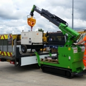 In action.24a - Network Rail - Generator loading.June16