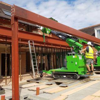 Huge-Three-Steel-Beam-Installation-in-Kingston-upon-Thames1