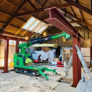 Large-Cantilever-Steel-Beam-Installation-in-Inverness1