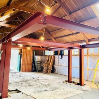 Large-Cantilever-Steel-Beam-Installation-in-Inverness3