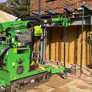 Large-Goal-Post-Steel-Frame-Installation-in-Newbury2