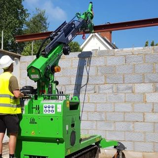 Move-and-Install-of-Steel-Beams-for-a-Bungalow-Rebuild3