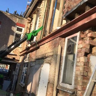 Steel-Beam-Installation-in-Wanstead2