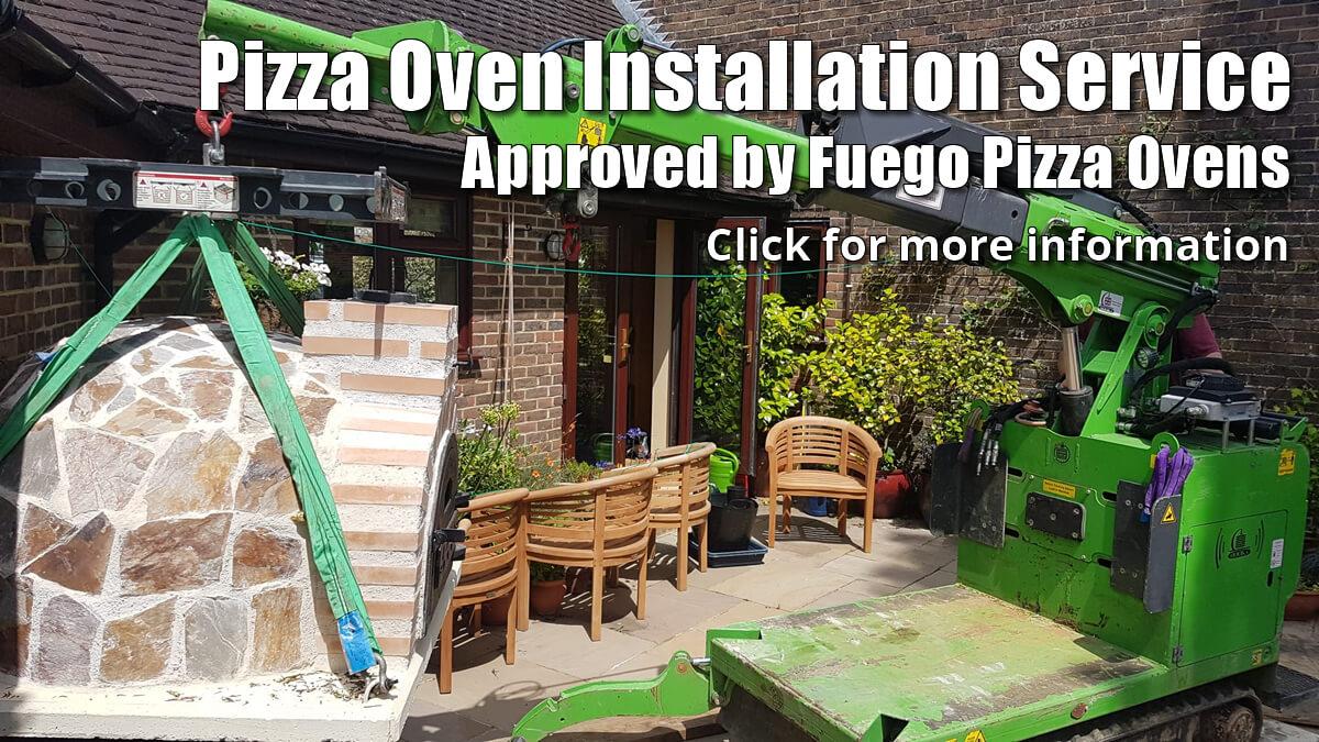 Pizza Oven Installations Service